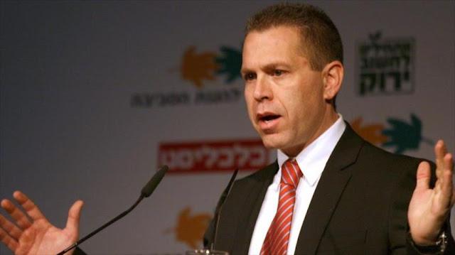 Ministro israelí dice que Facebook pone en peligro seguridad de Israel