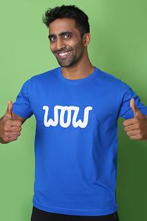 WOW Digital Led T-shirt for Men
