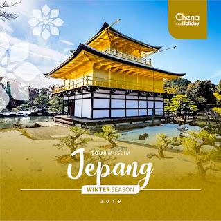 Paket Tour Jepang Winter Season 2019