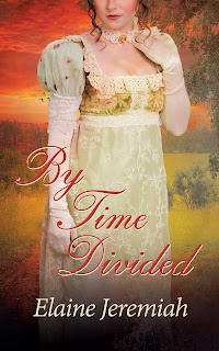 Book cover: By Time Divided by Elaine Jeremiah