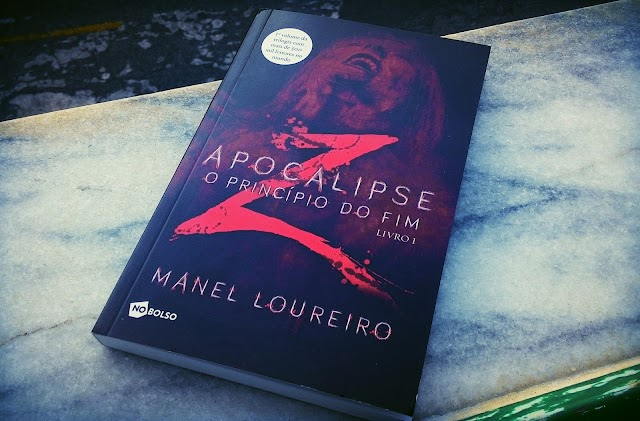 [RESENHA #376] O PRINCÍPIO DO FIM | APOCALIPSE Z #1 - MANEL LOUREIRO