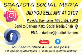 Darlene Katz Email to darlene@studiokatz.com