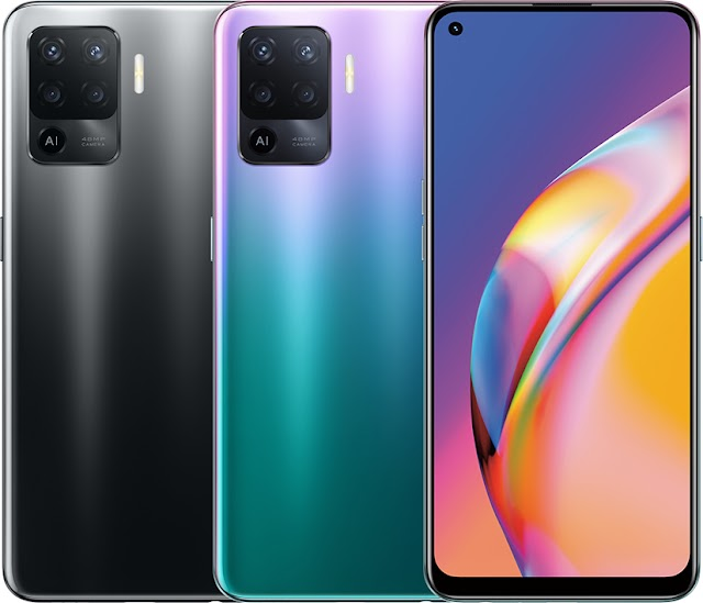 OPPO A94 latest budget phone from OPPO now in the Philippines