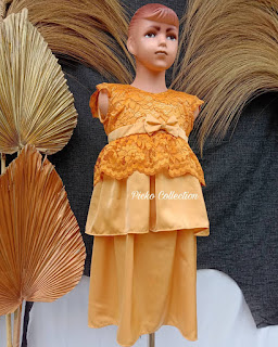 Penjahit Gaun Anak Padang by Picko
