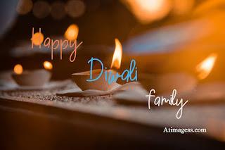 happy diwali family