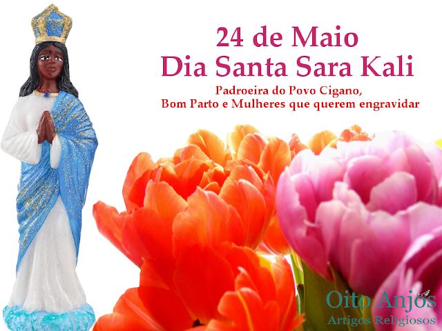 24 de Maio : Dia de Santa Sara Kali!
