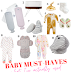 Baby Must-Haves: What We Have ACTUALLY Used!