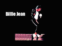 "Michael Jackson ""Billie Jean"" image"
