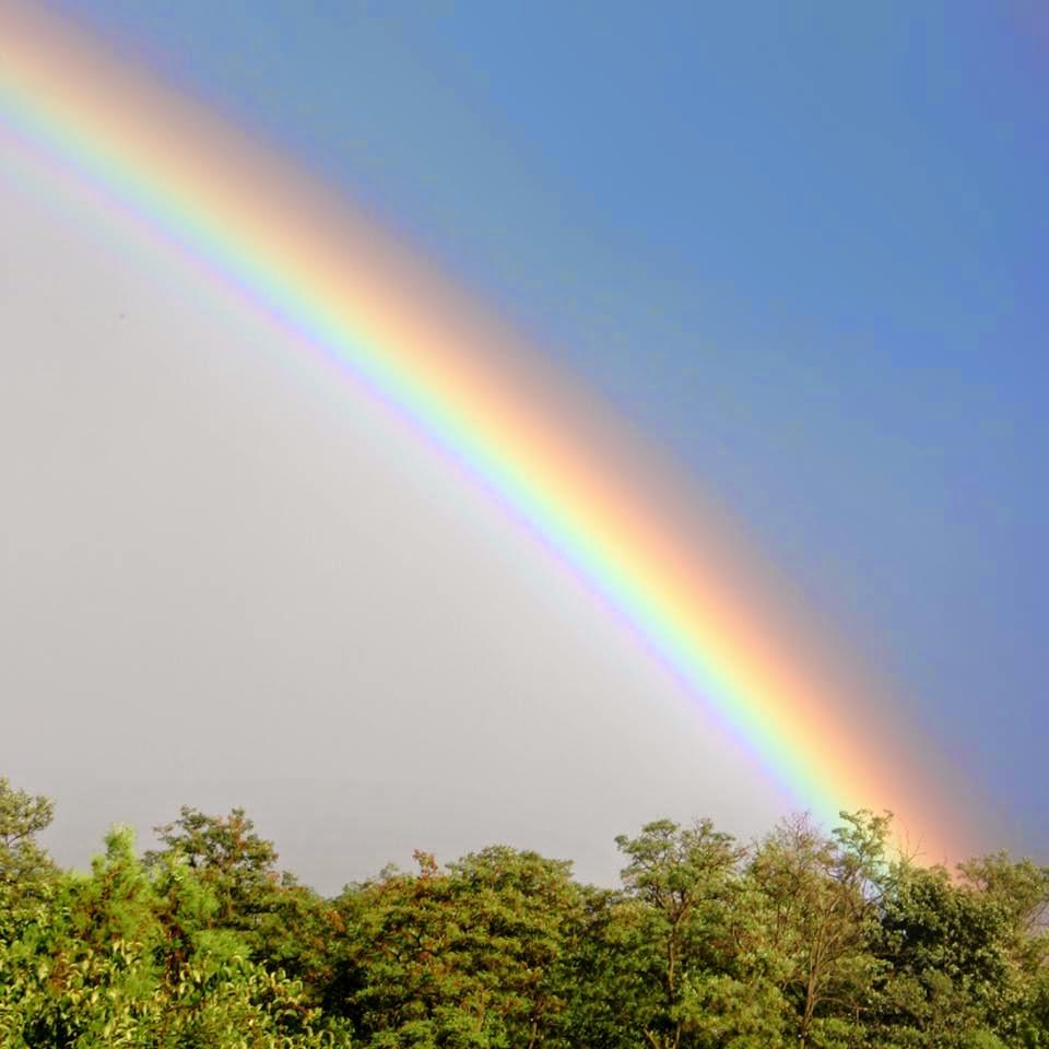 rainbow wave length wallpapers - photo #41