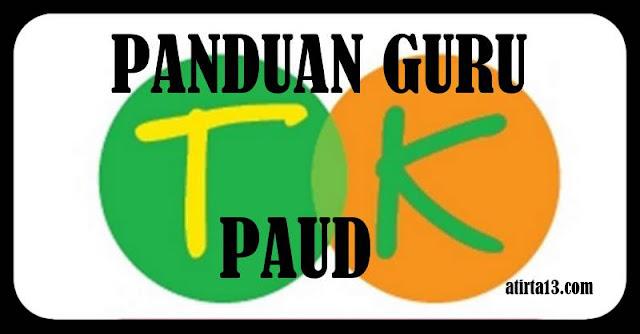 Download Panduan Guru TK Dan RA Sesuai JUKNIS