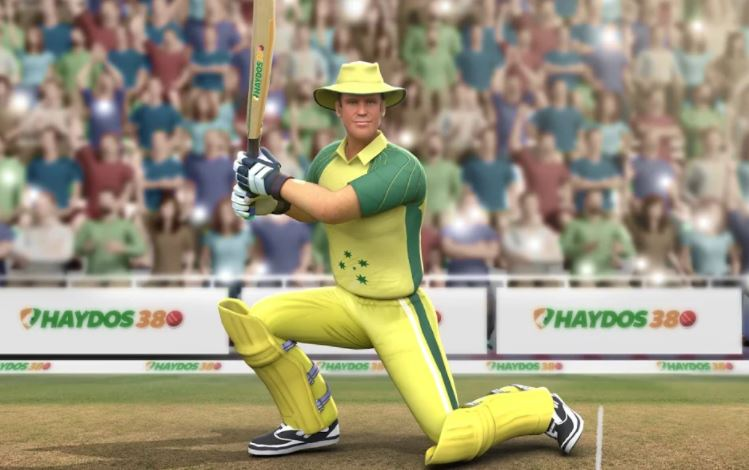 Haydos 380 Android Cricket Game, Size, Download, IOS