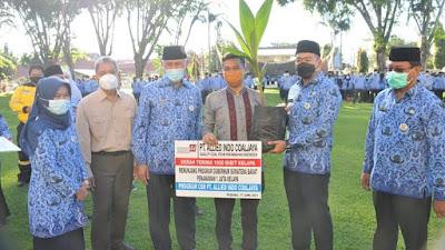 Hari Lingkungan Hidup Sedunia, Gubernur Mahyeldi: Ayo Pelihara Hutan