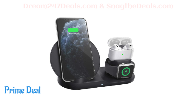 Wireless Charger 50% OFF
