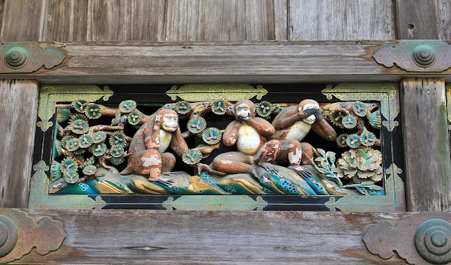 Koryn Iledan in Nikko Japan