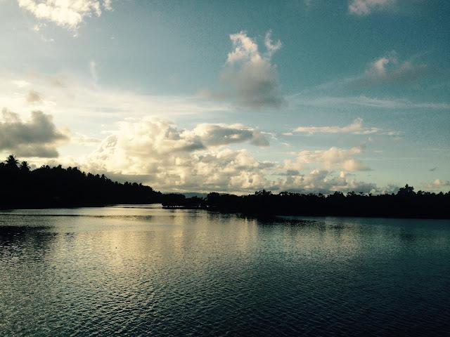 A nature's view in Surigao del sur