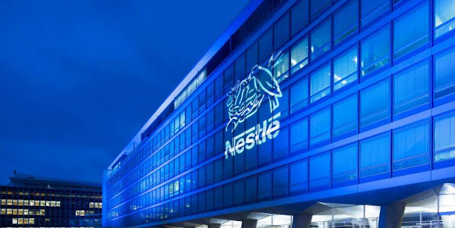 Where was Nestle founded?