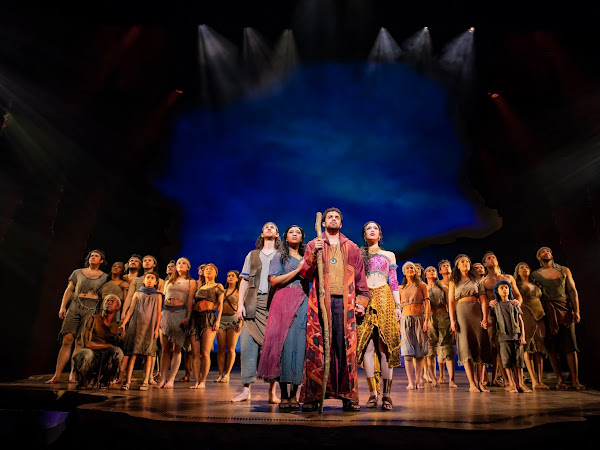 The Prince of Egypt, Dominion Theatre | Review