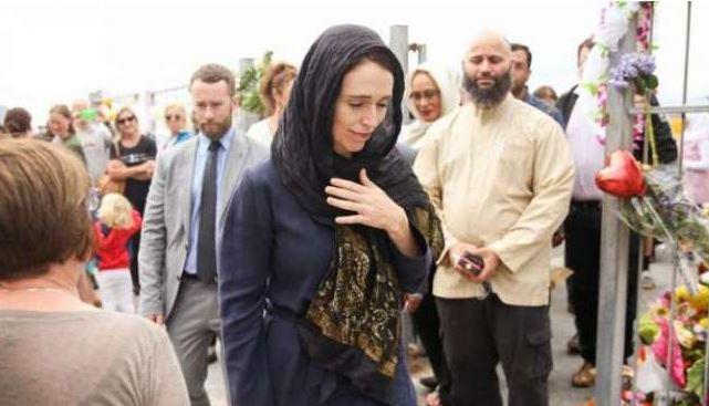 Long live jasinda, long last ! : New Zealanders.....!
