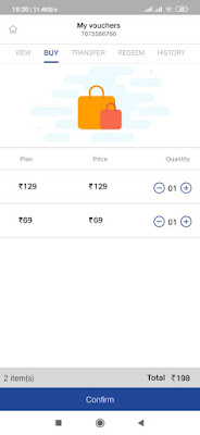 Jio Trick Recharge ₹1299 Only in ₹648