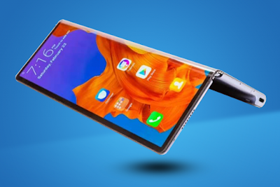 Huawei X Foldable Smartphone
