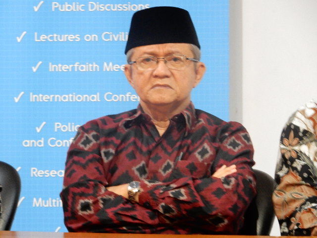 Sekjen MUI: MCA Ada Karena Islam Diserang