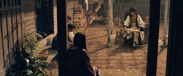 Samurái X: El Fin 720p latino