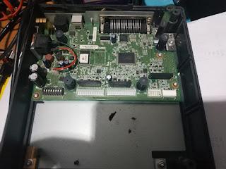 mainboard printer epson tm u295