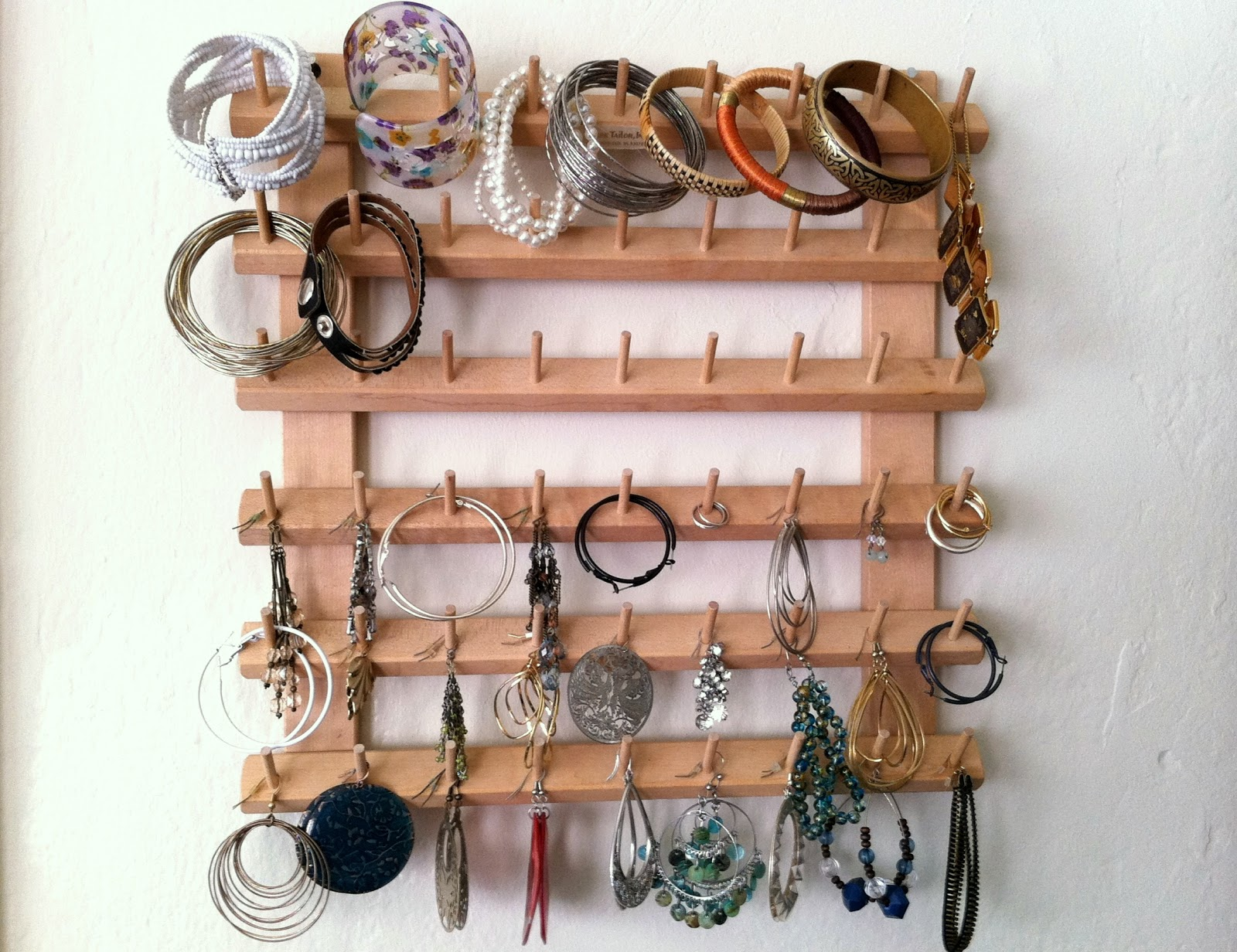 Do It Yourself Jewelry: Awesome 16 Images Do It Yourself Jewelry Organizer
