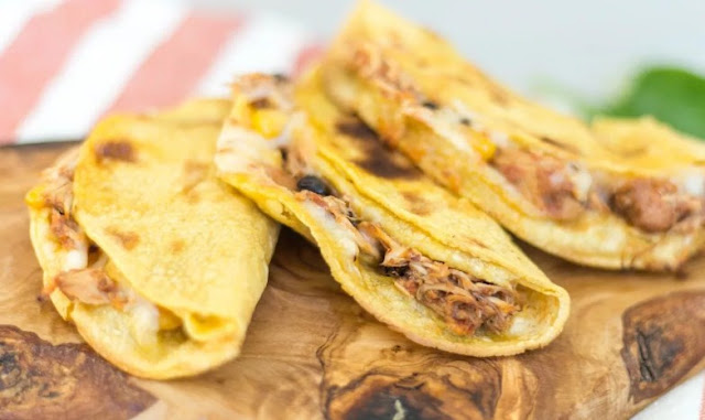 Baked Chicken Tacos #keto #lowcarb