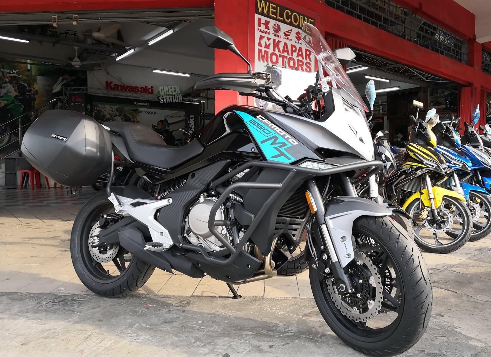 KTNS CF 250NK ~ Kapar Motors