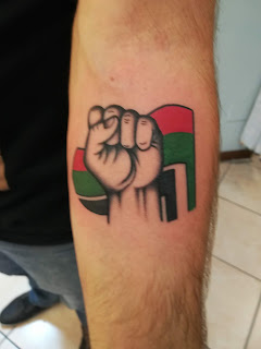 tatuaggio vegan cura naturale tattoo