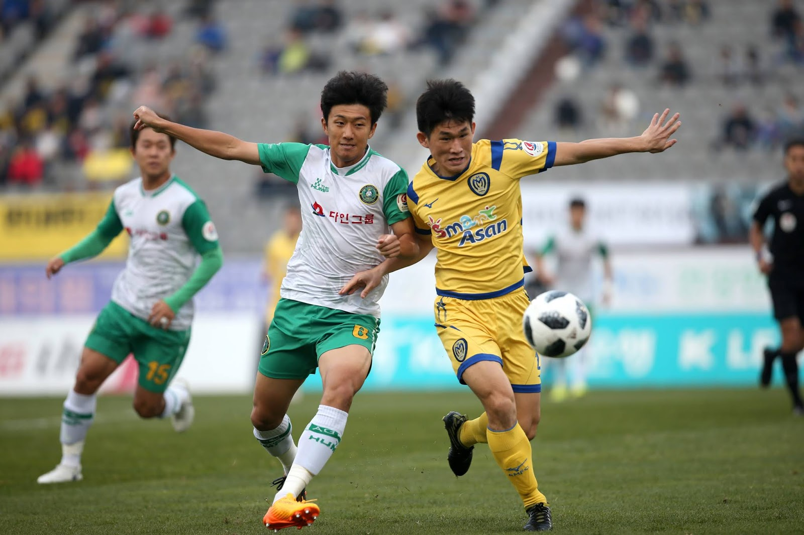 Preview: Ansan Greeners vs Asan Mugunghwa K League 2 Round 23
