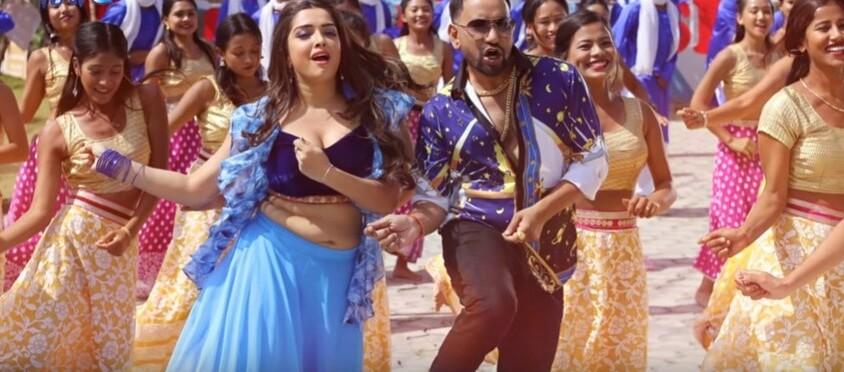 Jawani Ke Shahad Romeo Raja Nirahua