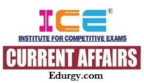 ICE Current Affairs PDF Download 2020 (ICE Magic)