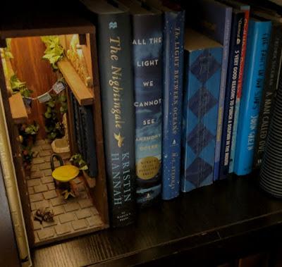 Diorama - Un monde miniature dans votre bibliothèque