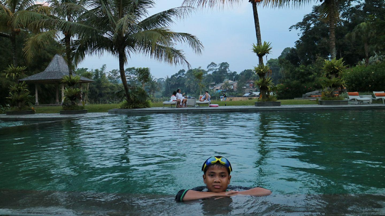 Amanuba Resort Hotel Terbaru Di Bogor Rasa Ubud