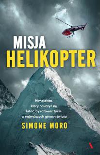 Książka Misja helikopter - Simone More