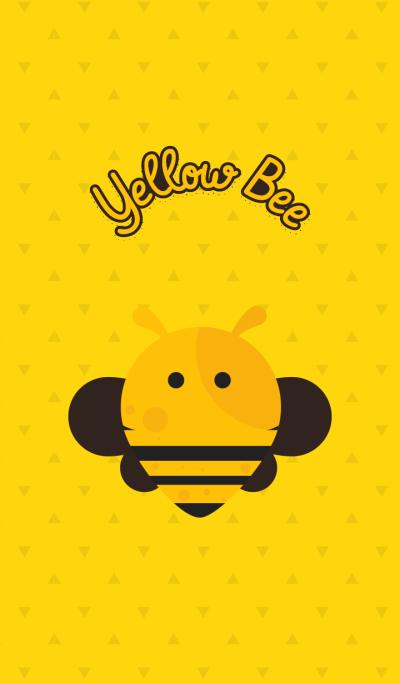Yellow B'ee