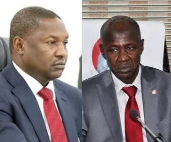 Presidential committee: Magu is a victim of power play led by Malami