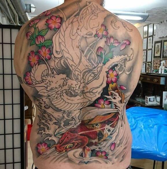 55 Best Koi Fish Tattoos Designs Meanings 2019 Tattoo Ideas 2019