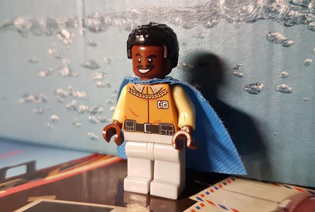 Lando Calrissian, lego, Star Wars