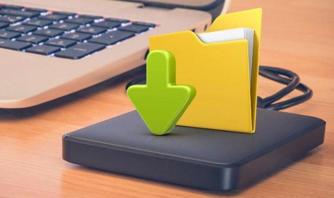Komputer (PC) Terinfeksi Virus - Backup Data