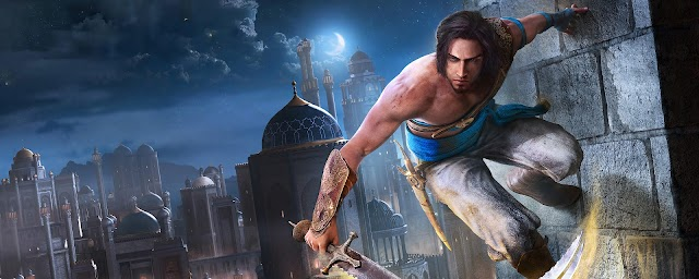 Download Prince of Persia: the sands of time in just 300 MB