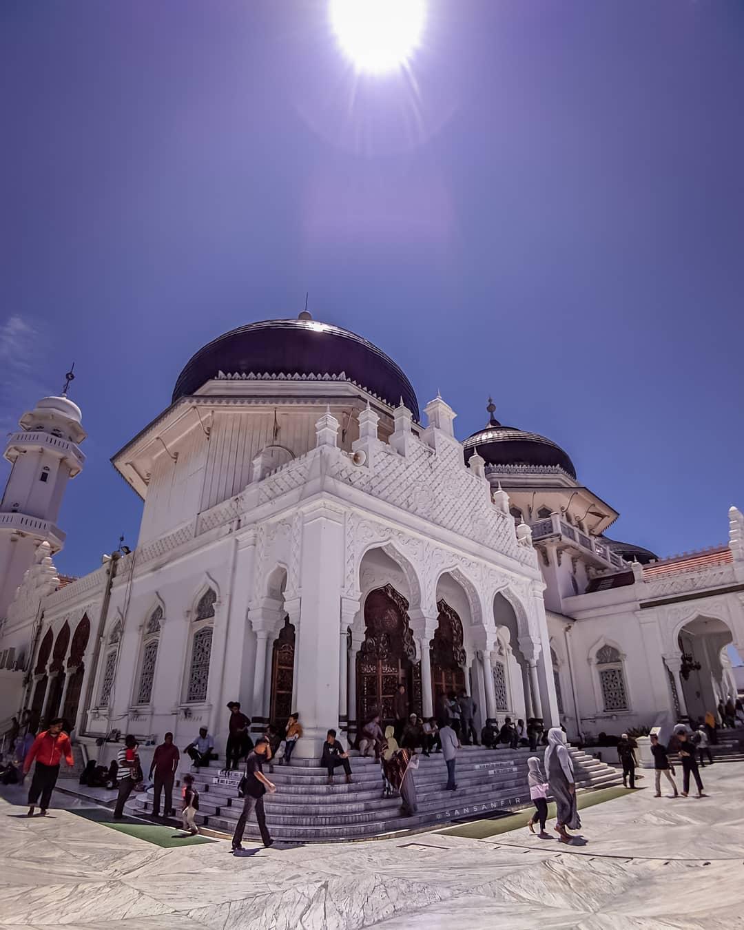 13 Peninggalan Kesultanan Aceh Darussalam Paling Bersejarah