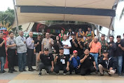 Kabid Humas Polda Metro Jaya Hadiri Karnaval Budaya Satoe Hati di Ancol