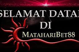 MATAHARIBET88 Situs Judi Slot Online Terbesar dan Agen Casino Online Terlengkap