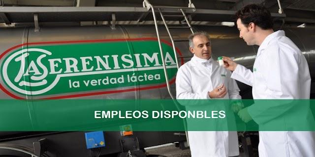 ⚡️Empleos disponibles en LA SERENISIMA 👇    $70,000 ✅
