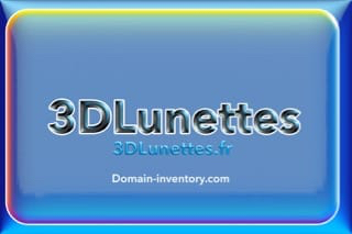 3dLunettes.fr
