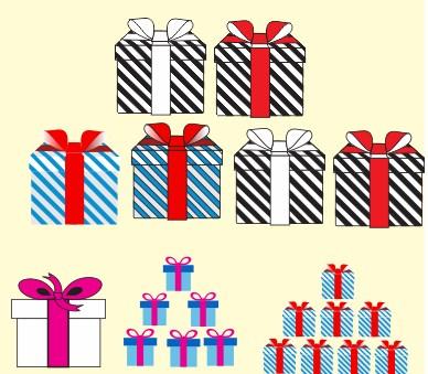graphic design logo competition box gift