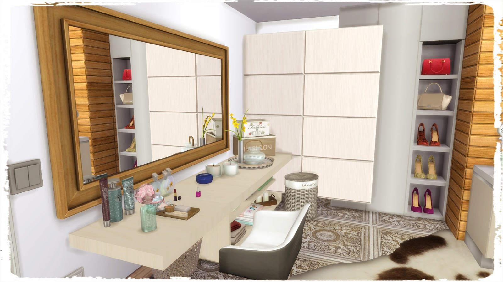 The toilet is perhaps one of the most important features of your bathroom and selecting one for a bathroom shouldn't be an afterthought. Sims 4 - Luxury Bathroom (Build & Decoration) - Dinha
